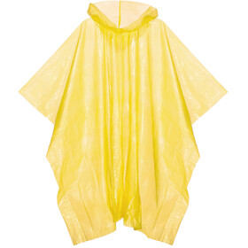 CAMPZ Emergency Poncho, yellow